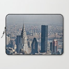 Chrysler Building New York Laptop Sleeve