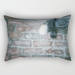 pigeon  Rectangular Pillow
