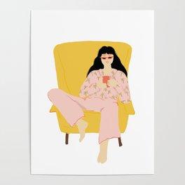 Pyjama Sunday Poster