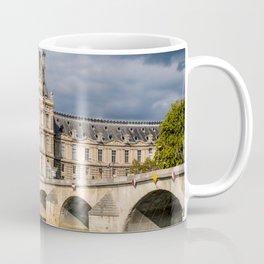 Pont Royal and Palais du Louvre - Paris Coffee Mug