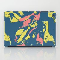 camo iPad Cases featuring Bright Camo by lalaprints