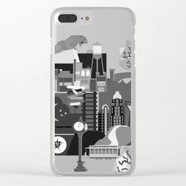 Charlotte Clear iPhone Case