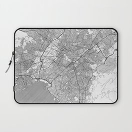 Athens Map Line Laptop Sleeve