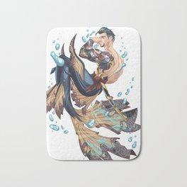Merman Bath Mat