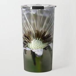 Dandelion Weed Seed Travel Mug
