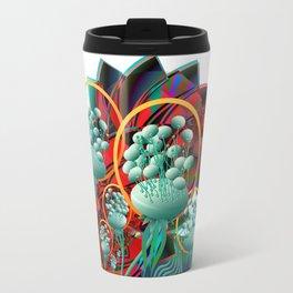The Queen's Garden Travel Mug