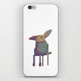 Humanimals - Bunny iPhone Skin