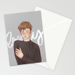 remus lupin / little signs of victory Stationery Cards