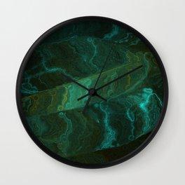 Night Fish Wall Clock