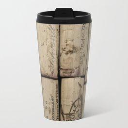Vertical Corks Travel Mug