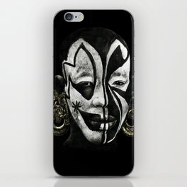 African beauty iPhone Skin