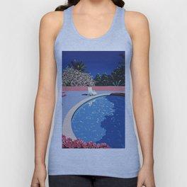 Hiroshi Nagai Vaporwave Shirt Poster Wallpaper Unisex Tank Top