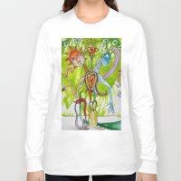 alchemy Long Sleeve T-shirts featuring Alchemy  by LuxMundi