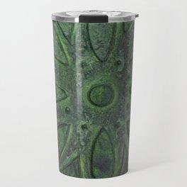 Bronze and Green (Patina Series) Travel Mug