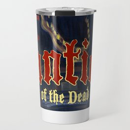 """Canticle of the Dead"" Movie Poster Travel Mug"