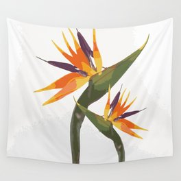 Paradise Flower Wall Tapestry
