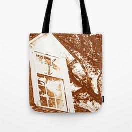 Sketching Window Tote Bag
