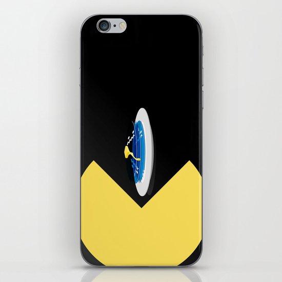 Pac-Cakes iPhone & iPod Skin
