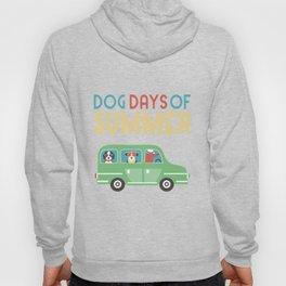 DOG DAYS OF SUMMER Hoody