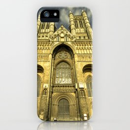 Lincoln Cathedral iPhone Case