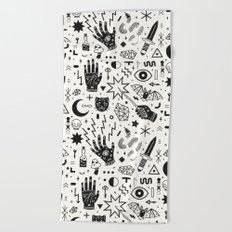 Witchcraft II Beach Towel