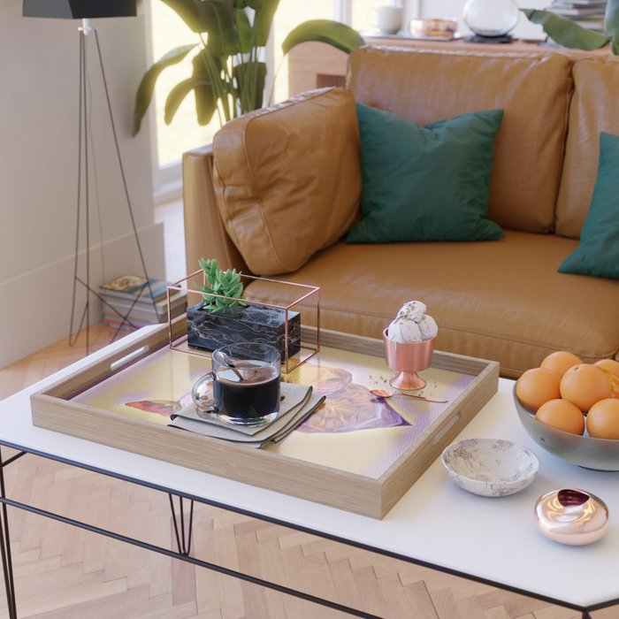 Love Louie Serving Tray