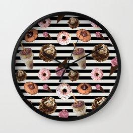 Did someone say dessert? Wall Clock