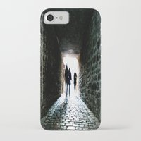 silhouette iPhone & iPod Cases featuring Silhouette by Kim Ramage