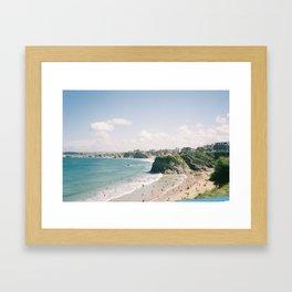 P_07 Framed Art Print