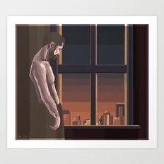 Dusk Dreaming Art Print