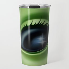 Alien Eye - Eye See You Travel Mug