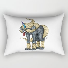 Torus The Sun Dog Rectangular Pillow
