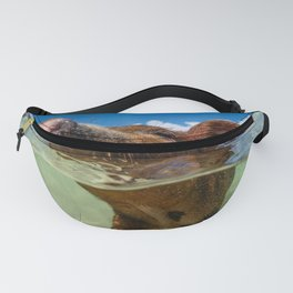 Paradise Pig Fanny Pack