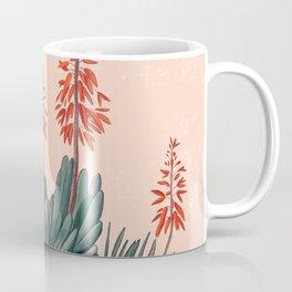A blooming Plant Coffee Mug