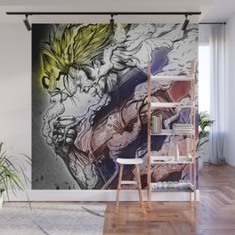 All might Beyond Plus Ultra Wall Mural