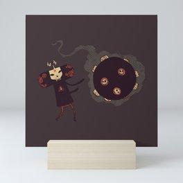 Katamari of the Dead Mini Art Print