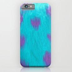 Blue Monster fur. iPhone 6 Slim Case