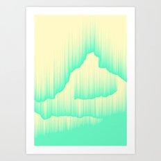 Cirrus Art Print