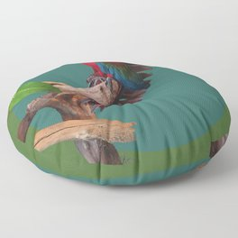 Macaw Floor Pillow