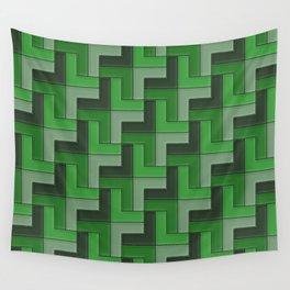 Geometrix LXXII Wall Tapestry