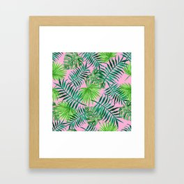 Chango Chill Framed Art Print
