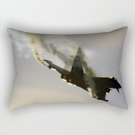 Steel Bird Rectangular Pillow