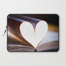Love Books Laptop Sleeve