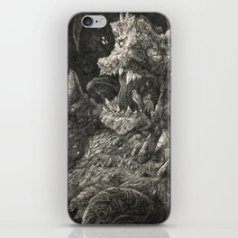 Roar iPhone Skin