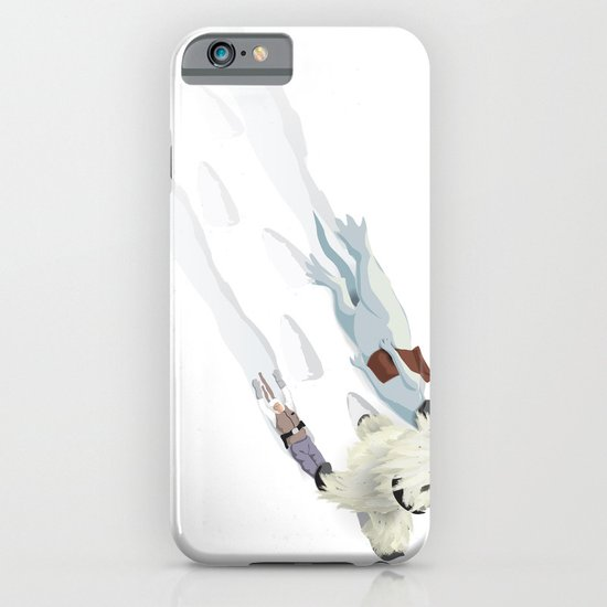 The Missing Wampa Scene iPhone & iPod Case