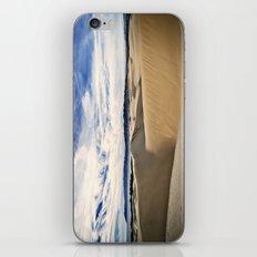 Sand Dunes and Ocean Views iPhone & iPod Skin