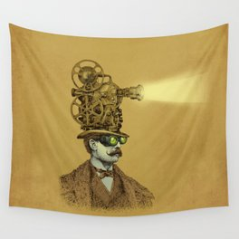 The Projectionist Wall Tapestry