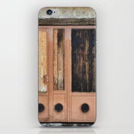Eronga Door iPhone Skin