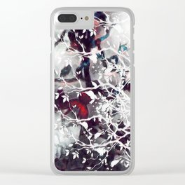 Fairytale - Dark Forest Clear iPhone Case