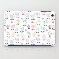 Cacti under the moon iPad Case